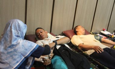 Hotel 1O1 Bogor Adakan Acara Donor Darah 101 Peserta, Setetes Kasih Sejuta Harapan