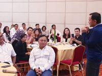 Publik Speaking IHGMA, Walikota Bogor Beri Ilmunya di Acara Workshop ini