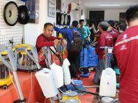 Factory Visit & Profession Workshop BPC IHKA Bogor ke PT Penta Prima Gemilang