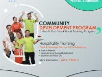 Bogor Valley Hotel Buka Program Pelatihan Perhotelan Bagi Generasi Muda Lokal