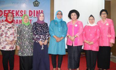 Ade Yasin: Penderita Kanker Payudara Harus Diberi Semangat