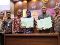 Jalin Kerjasama Dengan Unpak, Ade Yasin: Membangun Kabupaten Bogor Butuh Dukungan Semua Pihak