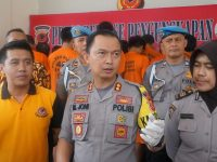 Sat Narkoba Polres Bogor Tangkap 38 Pengedar dan Bandar Narkoba, 5 Diantaranya Perempuan
