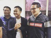 Manuver Ciamik Sandiaga Uno, Maulidan Isbar: Ketua Umum Kami Berani
