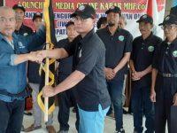 Hartadi Setiawan Resmi Dilantik Menjadi Ketua PD IWO Tegal