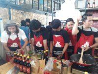 Roadshow Akademi Suami Sejati 2019 Digelar di Bogor dengan Ikuti Cara Memasak