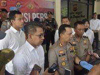 Polres Bogor Tangkap Dua Sejoli Pelaku Pembunuhan Mayat Yang Ditemukan di Ruas Tol Bocimi