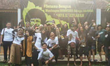 Hari Toleransi Internasional di Bogor, STS: Anak Muda  Harus Jadi Virus Anti Kekerasan