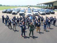 Sejumlah Instansi dan Komunitas di Bogor Diajak Danlanud Atang Sendjaja Latihan Menembak