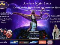Arabian Night 2020 Sambut Tahun Baru 2020 di Grand Mulya Hotel Bogor