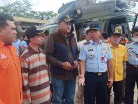 Ketua DPRD Kab. Bogor Terjun Langsung Berikan Bantuan kepada Korban Banjir