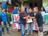 Aksi Peduli IWO Bogor Raya Salurkan Bantuan Untuk Korban Banjir