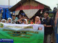 LK3 Dinsos Kab. Bogor Berikan Layanan Dukungan Psykososial Kepada Korban Bencana Alam