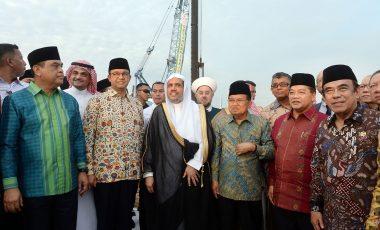 Groundbreaking Pembangunan Museum Internasional Sejarah Nabi Muhammad SAW dan Peradaban Islam