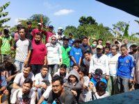 Kurangi Beban Warga Terdampak Covid-19, Pemdes Cimayang Laksanakan Padat Karya Tunai