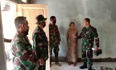 Cek Pembangunan Fisik dan Non Fisik, Tim Wasev Kodam III/Siliwangi Kunjungi Lokasi TMMD