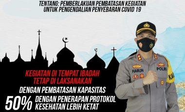 Senin Besok, Pemkab Bogor Terapkan PPKM Jawa-Bali