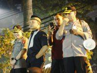 Polresta Bogor Kota Gelar Operasi Cipta Kondisi Gabungan Harkamtibmas