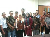 MPB dan Awak Media IWO Bogor Raya Ikuti Sosialisasi Pembuatan Akta Kelahiran Online