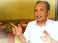Waketum Gerindra Ajak Warga Tanah Sareal Kota Bogor Coblos 9 Bivi Edward