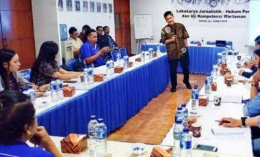 Anggota IWO Manado Ikuti UKW di LPDS Jakarta