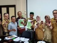 Petani Manggis Kab. Bogor Menerima Sertifikat Prima 3 dari Dinas Ketahanan Pangan
