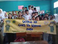 Sat Pol PP Goes to School, Sosialisasikan Perda ke Pelajar