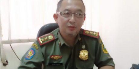 Pra HUT ke-70, Sat Pol PP Kabupaten Bogor Donor Darah