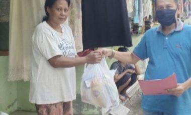 Tanggap Kedaruratan Dinsos Kabupaten Bogor Terhadap Warga Kehabisan Bahan Makanan