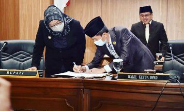Bupati Bogor Segera Tindaklanjuti Rekomendasi LKPJ Tahun 2020 Sesuai Harapan