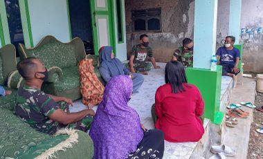 Warga Mengaku Senang, Kehadiran TMMD ke-109 Merasa Lebih Dekat dengan Prajurit TNI