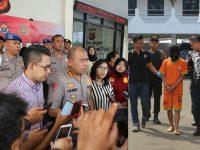 Sat Reskrim Polres Bogor Bekuk Tukang Bubur yang Lakukan Pembunuhan dan Pelecehan Seksual di Megamendung