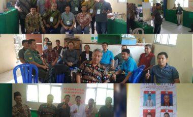Terapkan Demokrasi di Lingkungan, Ketua RW 02 Desa Babakan Dramaga Dipilih Layaknya KPU