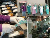 HOTEL 101 Bikin Dapurnya jadi Dapur Darurat bagi Makan Paramedis yang Sedang Berjuang Lawan Covid-19