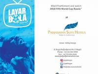 Yuuuk…! Nobar FIFA WORLD CUP 2018 di Padjadjaran Suites Hotel Kota Bogor