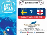 Nobar Piala Dunia 2018 di Padjadjaran Suites Hotel Bogor Sambil Menikmati PINK VELVET….Yummy