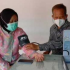 Rumkitalmar Lanmar Surabaya Laksanakan Vaksin Dosis 3 Moderna