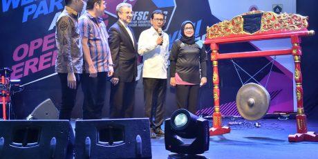 Wishnutama Sanjung Potensi Wisata Kabupaten Bogor