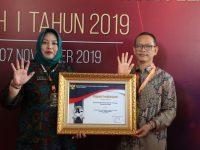 RSUD Cielungsi Raih Penghargaan Sebagai Penyelenggara Pelayanan Publik Kategori Sangat Baik