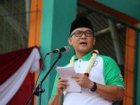 Wabup Bogor Hadiri Penutupan Final Liga Santri Ke V Tahun 2019