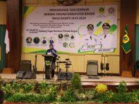 Ade Yasin Melantik 129 Anggota Karang Taruna Kabupaten Bogor Periode 2019-2024