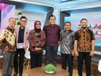 "Talkshow Live di TVOne, Ade Yasin Promosikan ""Sport and Tourism"" Program Unggulan Kabupaten Bogor"