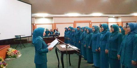 26 Ketua TP PKK Kecamatan di Kabupaten Bogor Hari Ini Dilantik