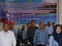 Diskominfo Ajak PPID Kabupaten Bogor Mampu Aktif Updating Informasi