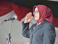 Ade Yasin Pimpin Upacara Peringatan ke-91 Hari Sumpah Pemuda Tingkat Kabupaten Bogor