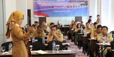 Sekcam se Kabupaten Bogor Dilatih Updating Informasi Berkala pada Website Kecamatan