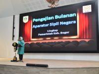 Bupati Bogor Minta Kedepan Kehadiran ASN di Pengajian Bulanan Lebih Ditingkatkan Lagi