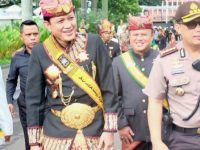 Polresta Bogor Gelar Pengamanan VVIP