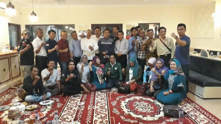 Jalin Silaturahmi, MPB Gelar Buka Puasa Bersama di Cafe Sukahati Cibinong