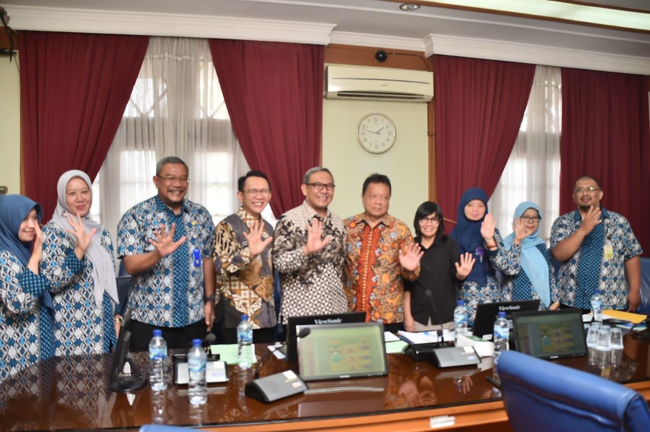 Pemkab Bogor Masuk 5 Besar Calon Penerima Penghargaan TKKSD Award 2019